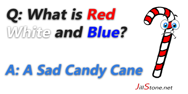 What Is Red White and Blue?