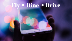 fly dine drive